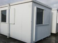 32ft x 10ft Anti Vandal Portable Cabin Site Office +FIRE RATED+IN STOCK NOW+ shipping container shed