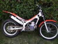 2007 beta rev 3 250 trials bike not gasgas sherco