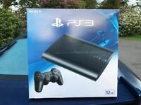 PS3 12GB PlayStation & Controller. Excellent condition.Offers?