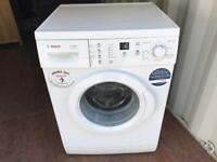 Excellent condition Bosch washing machine can deliver