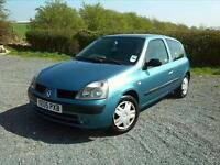 Renault clio rush, 1.2, 2 owners from new,