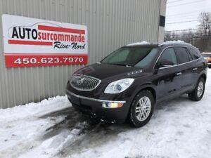 2009 Buick Enclave CXL -- GARANTIE 1 AN / 15 000 KMS --