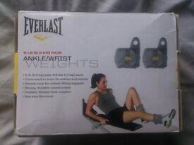 Everlast Ankle/Wrist Weights