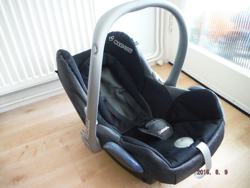 Gumtree Maxi Cosi Baby Car Seat
