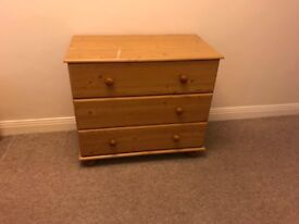 Chest drawer (3 drawers)