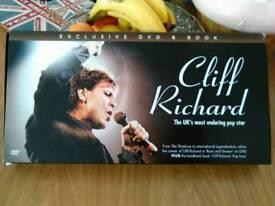 Exclusive dvd cliff Richard