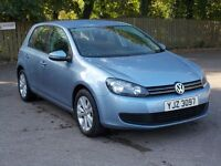 Volkswagen golf tdi 1.6 s 72000 genuine miles
