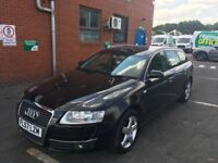 2007 Audi A6 Avant TDI Good Runner with 1 Owner history and mot
