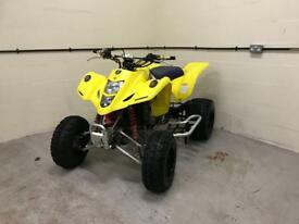 SUZUKI LTZ 400 ROAD LEGAL QUAD not raptor 700 660 LTR