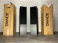 Tannoy Mercury M3 matching pair speakers boxed