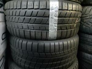 2 winter tires pirelli snowsport 240 255/45r18