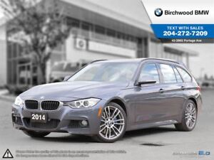2014 BMW 3 Series 328i Xdrive Touring M Sport Line, M Performanc