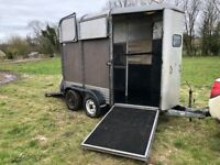Ifor Williams HB505R Horse Box