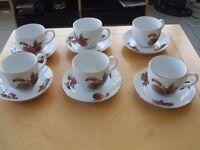Evesham Gold Tea Set