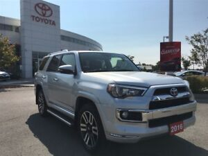 2016 Toyota 4Runner Limited - Extra Premium Factory Options, Loc
