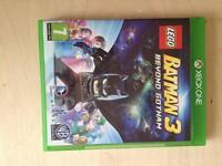 Xbox one Lego Batman3 Beyond Gotham