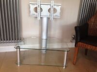 TV Stand - Including brackets Good Condition