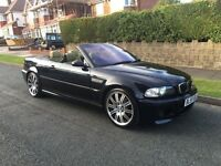 2006 55 Bmw M3 E46 Sequential Convertible Auto Top Spec Fully loaded Full service history