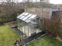 Immaculate Greenhouse