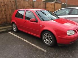 Vw golf mk4 130 pd