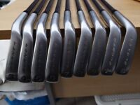 TAYLORMADE BURNER BUBBLE 2 GOLF CLUBS