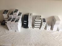 MEGA CLEARANCE = 74 x Original Apple iPhone Mobile Phones Boxes - iPhone 3G 4 4S 5 5C 5S 6 6 Plus