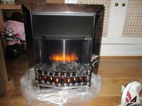 Chelsea Inset Electric Fire
