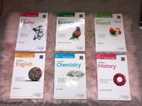 Hodder Gibson How to Pass National 5 Maths English Chemistry Biology French History