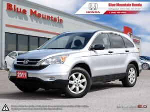 2011 Honda CR-V LX Risk Free Certified Just Arrived