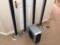 LG Surround Sound Speakers and Amplifiers £60 ONO