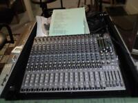16 track live  recording eq