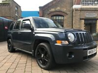 JEEP PATRIOT 2.0 CRD LIMITED 4X4**HPI CLEAR**1 OWNER **