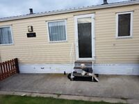 Beautiful caravan for rent from march 2018 at patrington haven