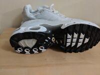Mens Nike Air Max Size 10 TN Plus White