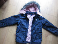 Waterproof Jacket for 8 year old - IMMACULATE CONDITION