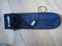 Pac safe bag security