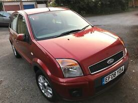 Ford Fusion 1.4 diesel 2008. Tax £30 per year, 66k