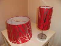 Lampshade & Table Lamp
