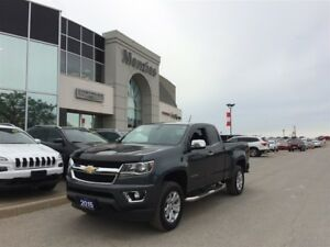 2015 Chevrolet Colorado 4WD LT, Bluetooth, Tube Bars, Clean Carp