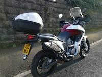 Honda transalp 700cc abs model