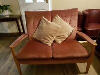 Vintage Cottage Sofa - Parker Knoll