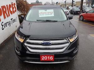 2016 Ford Edge Titanium SUNROOF, ALL WHEEL DRIVE, NAVIGATION