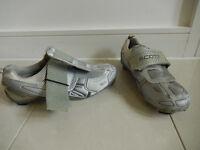 Ladies size 6.5 Scott cycle triathlon shoes