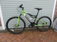 Mountain Bike - Apollo Gradient - Mens