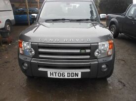 land rover discovery 3-tdv6-s 7 seater - ALL CARS AND VANS REDUCED !