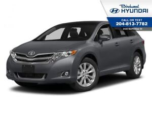 2014 Toyota Venza Limited *Navigation Leather