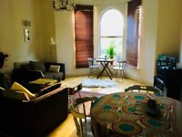 Double room in large spacious converted Victorian mansion with own bathroom