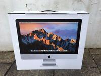 "Apple iMac 21.5"" Complete Empty Box"