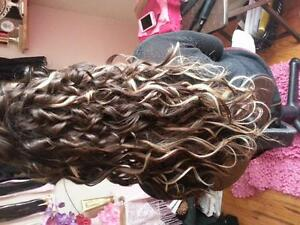 HAIR EXTENSIONS CALL TODAY, DONE TODAY $275 London Ontario image 6