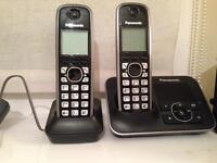 Panasonic Twin home phones